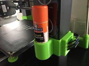 Glue Stick SD Card Holder for Maker Select