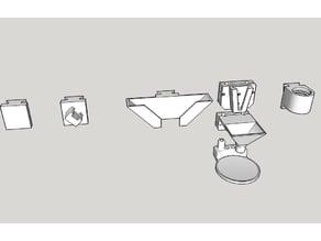 Modular Drip Tray