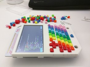 "PocketCHIP ""Mechanical"" Keyboard"