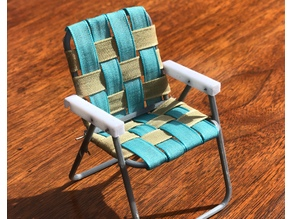 Iconic Folding Lawn Chair
