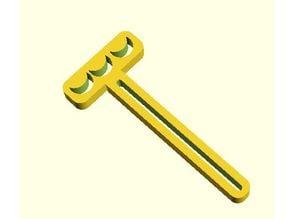 Toothpaste key