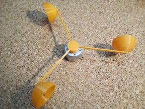 Windspeed/Windmesser