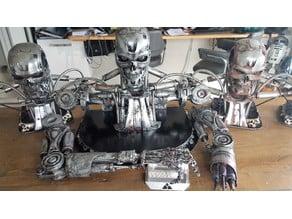 "Terminator T800 Split Shoulders ""Bust Concept"""