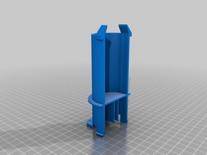 Ultimaker 2+ Spool Holder for 70mm reels