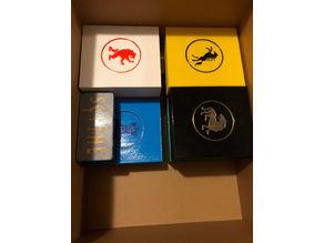 Scythe Faction Boxes