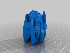 Body-rework for Starfury Model