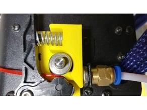 Extended tube flex adapter