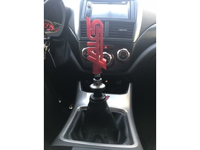 STI Shifter Handle