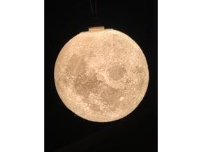 4 Inch Moon Lamp