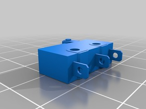 10T85 lever switch _w roller