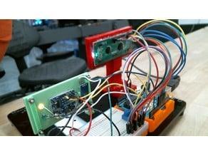3dx motion sensor alarm project
