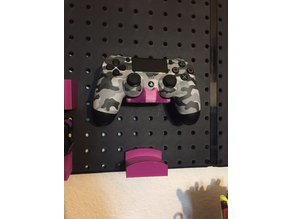 DS4 Pegboard Holder