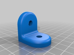 2525 Extrusion rounded corner