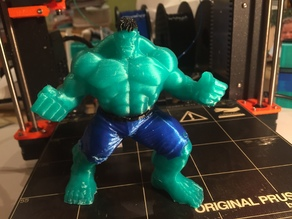 Hulk Multi Color
