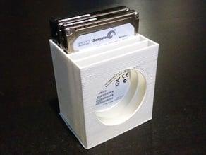 Configurable Hard Drive Holder