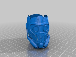 StarLord Helmet