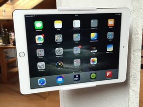 iPad Air 2 wall mount adapter for Vogel's TMM 125 RingO Flex