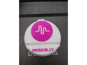 musical.ly phone stand