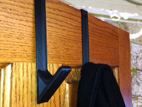 Heavy Duty Coat Hanger for a door