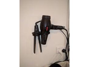 Hair Kit Wall Mount