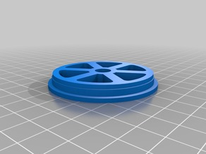 Spool adaptor for 52 and 51 mm diameter