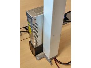 PSU mount for Prusa i3 MK2S Lack Enclosure