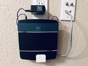 Linksys EA2700 Wall Plug Mount