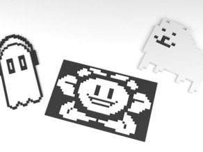 Undertale Character Collectibles