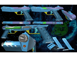 Sci Fi Blaster