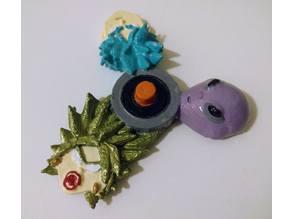 Dragon Ball Super Spinner