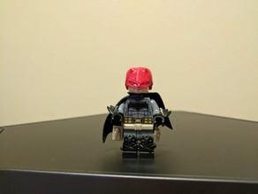 Netflix Daredevil Lego Minifigure Helmet