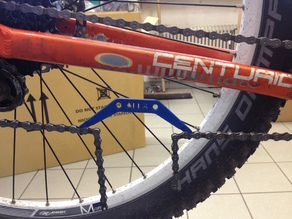 Fahrrad Ketten Montierhilfe / Bicycle Chain Installation Tool