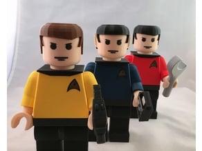 Star Trek minifigs (accessories)