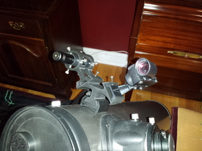 Dual Dovetail Sight Mount for Telescopes