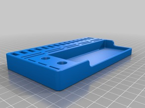 USB-Stick SD-Card Organizer Tray Big
