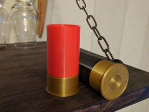 Shotgun Shot Glass