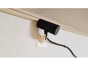 Oculus Rift senser wall mount