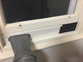 AIr Conditioner Exhust Bracket Extender
