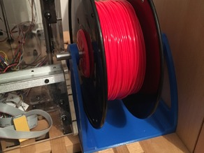 Turnigy Fabrikator Bowden Filament Spool Holder.