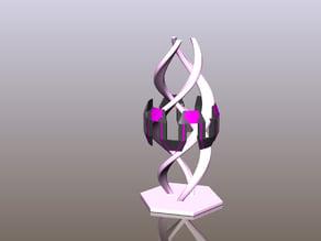 Ingress resonator trophy