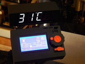 Smart Display-Box with kinetik arm, MicroSD-Cardholder and Reset-Safe