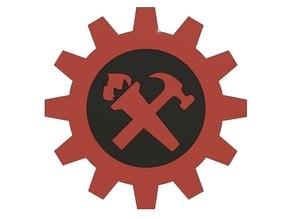 Syndicalist Symbol