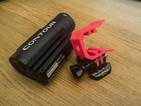 CONTOUR mount - GoPro compatible