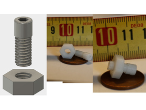 M5 Nut and Bolt