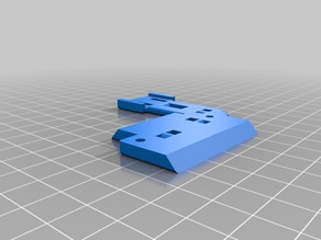 Anet A8 Sensormount