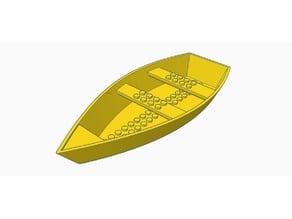 Lego Paddle Boat
