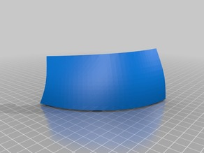 Mirrored Right Side pieces for bendiger's 3D Printable Daft Punk Thomas Helmet