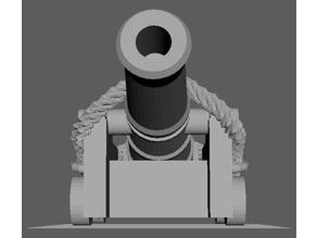 D&D Ship Cannon