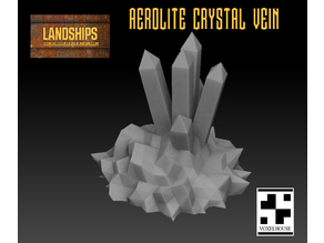 Aerolite Crystal Vein (6mm)