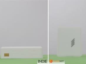 Raspberry Pie Slide Casing - Support Free